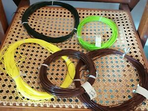 GREAT LOT of 5 Fly Lines Floaters Sinkers, Fly Fishing, Trout Fishing