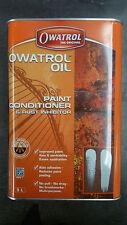Owatrol Öl 5 Liter  / Holzschutz / Kriechöl