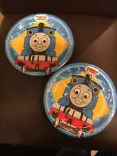 Lot of 2 Thomas the Tank Engine Train Party Supplies Paper Plates