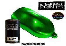 500ml of Candy Green, Automotive Grade Paint, Urethane Based, Custom Paint
