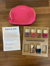 Nails Inc. 6 Piece Living Your Zest Life Collection