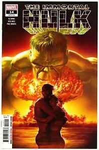 Immortal Hulk (2018) #14 NM 9.4