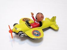 CORGI METTOY JUNIORS POPEYE OLIVE OYL PLANE 1980 GREAT BRITAIN