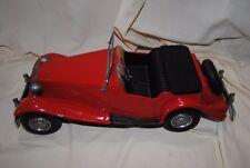 "Vintage 1954 Doepke MT (MG TD) Model Toys Rossmoyne Ohio Metal Diecast Car 16"""