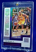 KOBE BRYANT STATUS SYMBOLS RAINBOW REFRACTOR SP RARE LOS ANGELES LAKERS