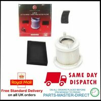 HOOVER TSX SX SX70 U50 VACUUM CLEANER HEPA & MICRO FILTER KIT 35601160