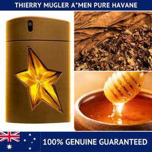 Thierry Mugler A*Men Pure Havane - Sample Travel 2ml 5ml 10ml spray