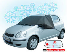 CAR WINDSCREEN FROST COVER ICE SNOW DUST PROTECTOR FOR NISSAN MICRA C+C 05-09