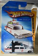 HOT WHEELS GHOSTBUSTERS ECTO-1 2010 New Models  25/44 NEW