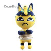 "Animal Crossing Ankha 8"" Plush Toy Stuffed Doll New Lovely Kids Birthday Gift"