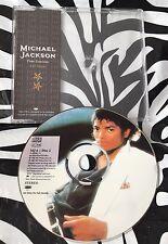 Michael Jackson - Thriller / Beat It / Billie Jean Rare Tour Pic Disc CD Single