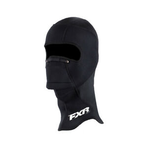 FXR Black Ops Balaclava Full Coverage Nose Mask Extreme Cold-Weather Snocross