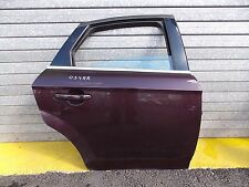 FORD MONDEO MK4 1.8TDCI 08 DRIVER O/S REAR RIGHT DOOR PAINT MORELLO CODE M8