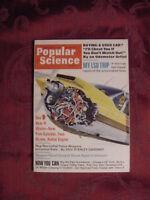 POPULAR SCIENCE Magazine December 1967 LSD Robert Gannon Erle Stanley Gardner