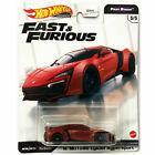 Hot Wheels Premium Fast & Furious Fast Stars 1:64 Cars Choose your Car