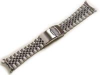 New Seiko SKX007 SKX009 OEM Jubilee Original Bracelet 22mm Solid Links 44G1JZ