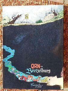 Spirou et Fantasio, QRN sur Bretzelburg, intégrale avec pochette, 1987