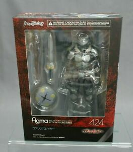 figma Goblin Slayer Max Factory Japan New