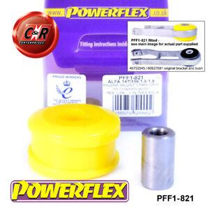 PFF1-821 Powerflex For Alfa Romeo 147 00-10 156 97-07 EngMnt Stabilsr-Chass Bush