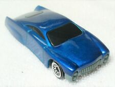 Vintage 1999 HOT WHEELS-Blue Diecast Led Sled McD Corp. Car-China-LN