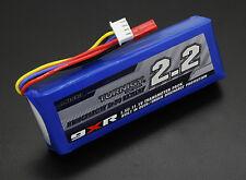 Turnigy 2200mAh 3S 11.1V 1.5C 9XR Radio Transmitter Lipo Battery Safety Protect