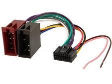 ISO Autoradio Adapter JVC KW-R500 KW-R600BTE KW-SD70BTE