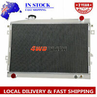 2 ROWS Radiator For Mazda Bravo B2600 Ford Courier 1985-1996 88 93 Ute Petrol MT