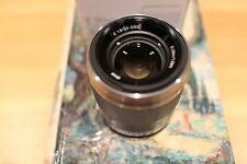 Sony SEL55210 lens. Boxed.