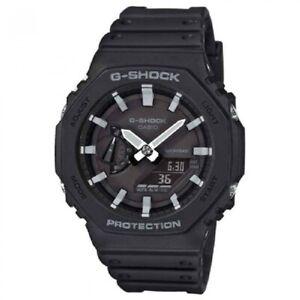 CASIO G-Shock GA-2100-1AER ANALOG/DIGITAL NEU!!!
