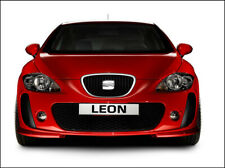 Paraurti anteriore kit aerodinamico SEAT LEON ORIGINALE