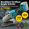 For Makita LXT Brushless Cordless Angle Grinder 18V 125mm Replace DGA456 DGA452Z