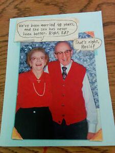 New Happy Anniversary Greeting Card