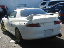 FRP Fiber Glass Version-R Style Rear Spoiler Wing For 95-00 Mitsubishi FTO