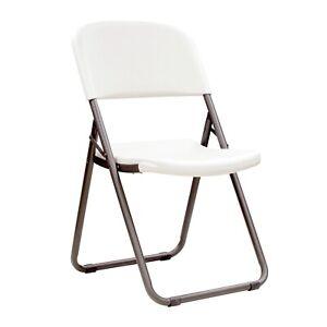 Lifetime Loop Leg Folding Chair - 4 Pack