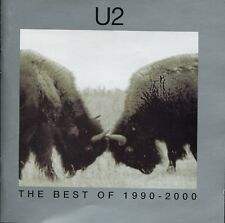 The Best of 1990-2000 by U2 (CD, Nov-2002, Interscope (USA))