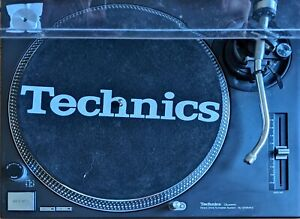 Technics SL-1210 Mk2 Turntable - Immaculate, unmarked. HiFi use only
