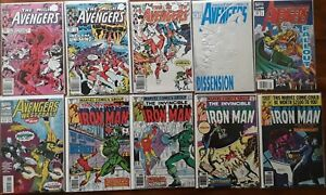 The Avengers Lot #1  Photon Vision Scarlet Witch Wandavision plus Iron Man
