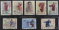 China 1962. Stage Art of Mei Lan Fang Replica Stamp Set