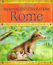 Rome (Stories from Ancient Civilisations), Shahrukh Husain NEW