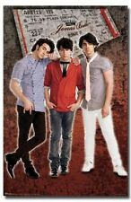 POP MUSIC POSTER Jonas Brothers Group