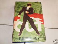 libro OUT di PIERRE REY autore anche di LA VEDOVA IL GRECO ecc..ED. CLUB 1978