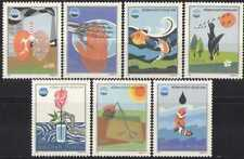 Hungary 1975 Medical/Environment/Birds/Fish 7v (n28456)
