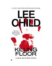 KILLING FLOOR The Jack Reacher Series Book 1 Lee Child FREE SHIPPING paperback
