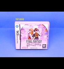 FINAL FANTASY Crystal Chronicles : Ring of Fates - Jeu Nintendo DS Tbe -