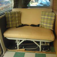 EX-DISPLAY VW Rock and Roll Bed Full Width & 3/4 Width Baywindow Splitscreen