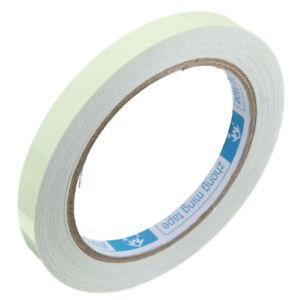 5mm Glow In The Dark Sticky Tape 10meter Roll Self Adhesive Luminous Sticker