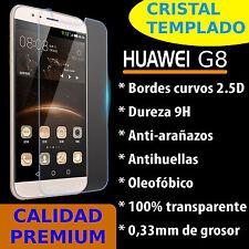 CRISTAL TEMPLADO PROTECTOR DE PANTALLA 0.3MM PARA HUAWEI G8 9H 2.5D PREMIUM GX8
