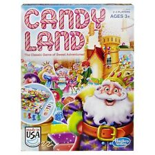 Hasbro Candy Land Game - The Classic Game of Sweet Adventure