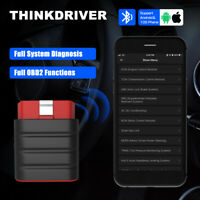 Thinkcar Thinkdriver Bluetooth OBD2 Scanner Automotive Android Diagnostic Tool