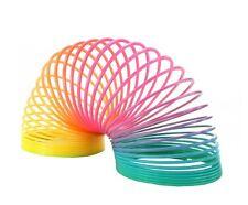 12 x Regenbogenspirale ca. 6x3 cm - Mitgebsel Kindergeburtstag Tombola